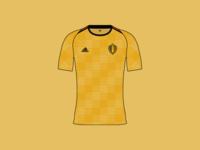 World Cup 2018 Belgium Away Shirt