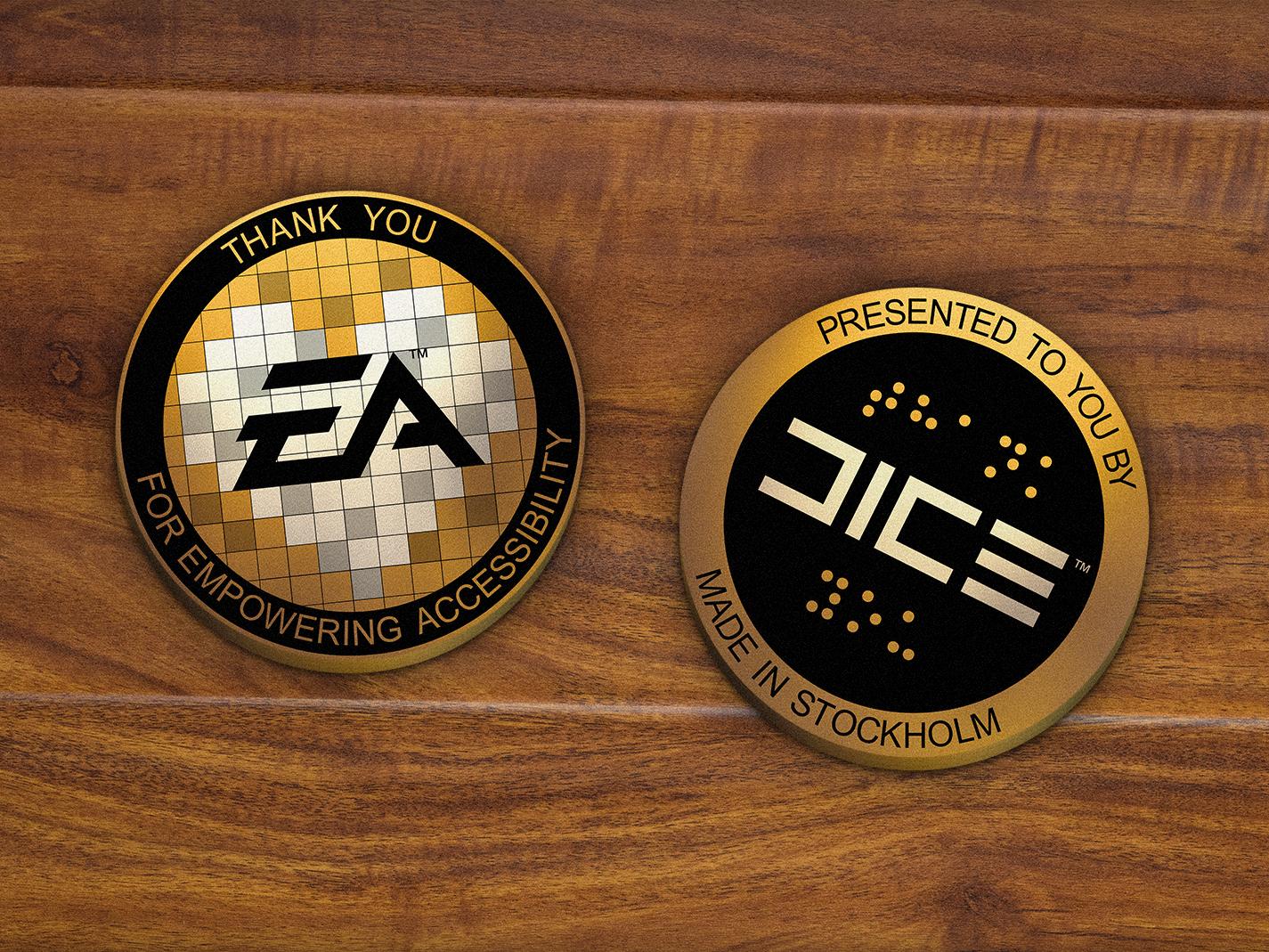 Challenge Coin Mockup mockup coin challenge coin dice ea