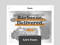 Feast website
