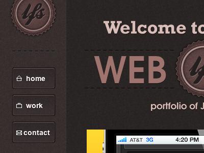 Lifefroots lifefroots portfolio website navigation