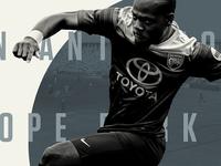 San Antonio FC - June Series Match Poster I