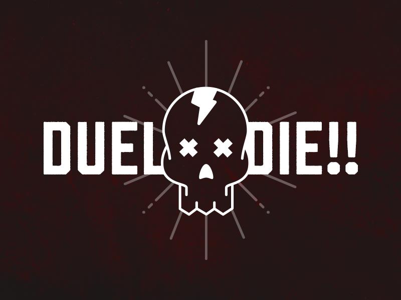 Duel or Die!! unreal tournament duel die skull