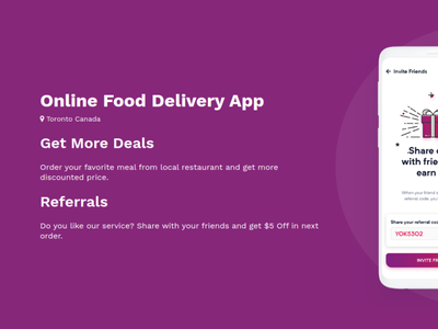 On Demand Food Delivery App Development Company in France