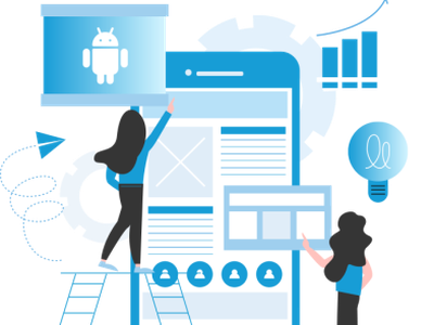 Hire Top Android App Developers Kuwait