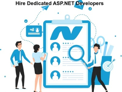 Hire Dedicated ASP.NET Developers in India