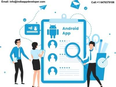 Hire Top Android App Developers in India app development hire android app developers hire app developers india app development company android app development android app