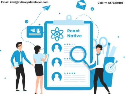 Hire React Native App Developers India from India App Developer app development company