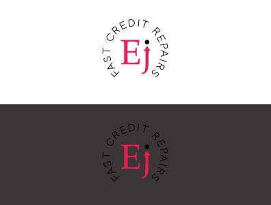 Credit Repair logo modern minimalist logo illustrator logodesign vector modern logo branding logo design design logo