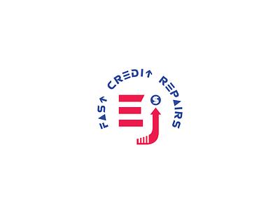 Credit Repair Logo illustrator cc modern minimalist logo illustrator logodesign vector modern logo logo design branding logo design