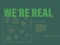 Concept from Realworld Exploration #01 sdco charleston design type illustration branding typography identity logo brand development