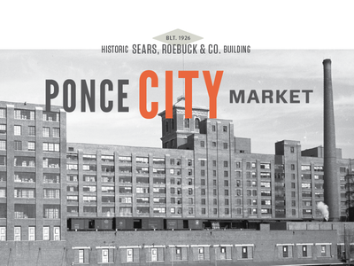 No. 6: Web Design and Development for Ponce City Market