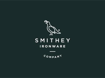 Smithey Ironware naming product development ironware mark logo brand development