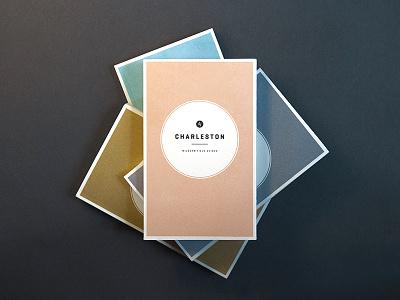 Wildsam - Charleston publication design book charleston field guide