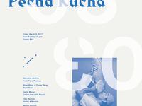 Pecha Kucha Night Poster Design