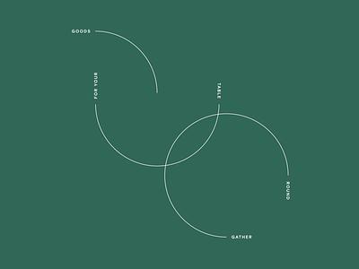 Gather Round Support Graphics sdco charleston vector design mark branding identity brand development