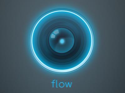 Flow splash