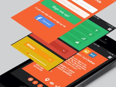 Shake.in App 1.0