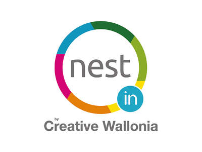 Nest'in Logo logo icon