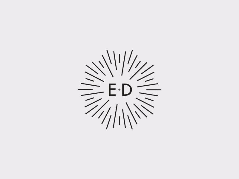wedding logo design graphic simpe icon logo ux ui