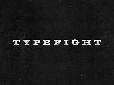 TypeFight 2.0 Wordmark typefight volta redesign excited as hell