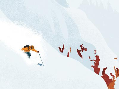 Ski WPA wpa ski mountain totally radical