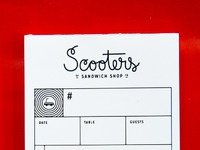 Scooters scratchpad