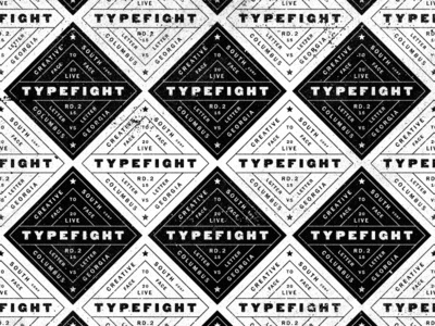 TypeFight LIVE Stickers stickers typefight creative south typefight live
