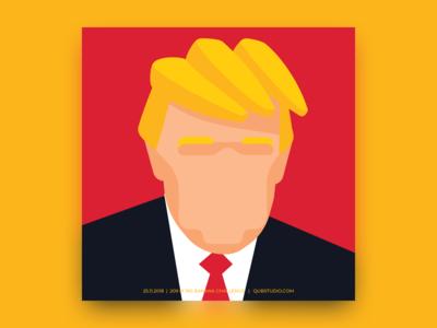 Banana Challenge Trump