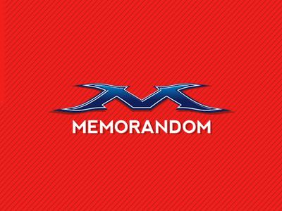 Memorandom random memo band group rock