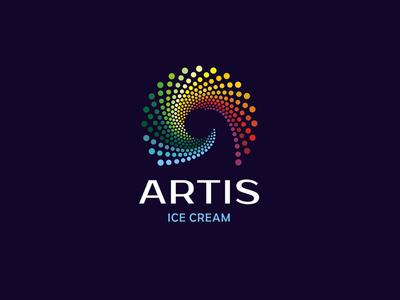 Artis color art cream ice