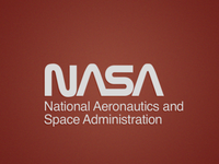 NASA Worm Logo Freebie (EPS)