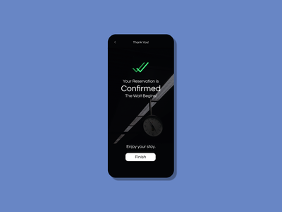 54. Confirmation confirmation 54 dailyui minimal design