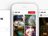 SJCAM app re-design