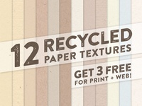 Free Recycled Paper Textures
