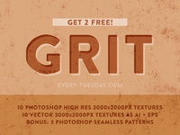 Free Grit Textures