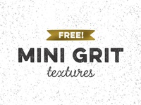 Free Vector Mini Grit Textures