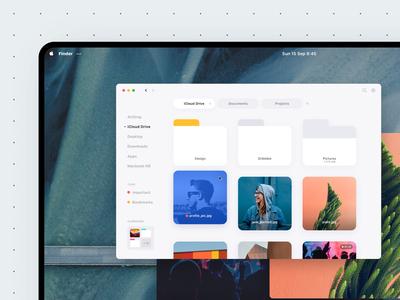 MacOS Concept • Sneak Peek