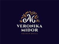 Veronika Midor logotype