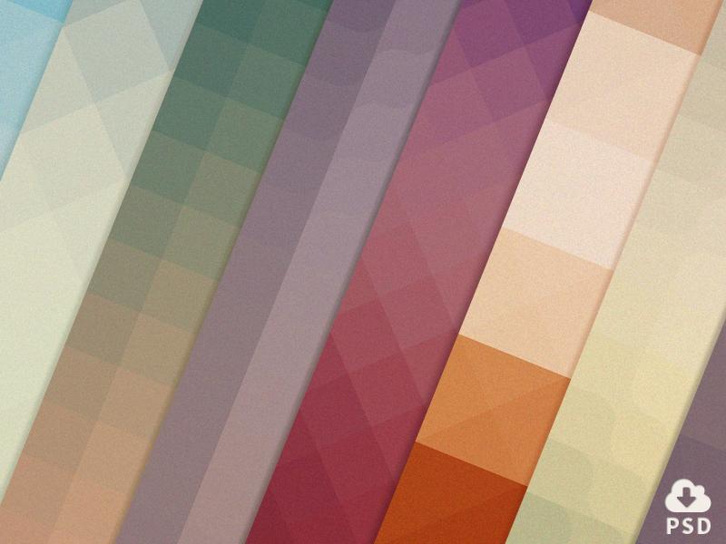 10 Free High-Res Geometric Backgrounds freebie background hi resolution geometric design