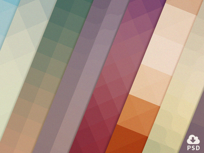 10 Free High-Res Geometric Backgrounds
