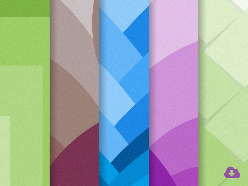 Free Material Design Inspired Backgrounds freebie material design background design