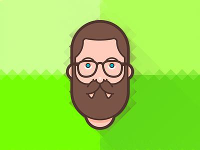 Flat Material Design Premium Avatar Set - 1440 avatars! avatar icons avatars vector design outline icon premium