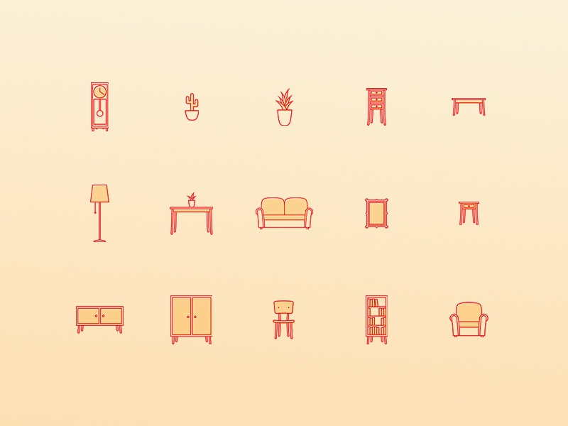 Download Freebie: Creative Home Icons Pack