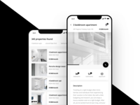 Rental app - quick draft