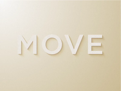 Keep on moving invisionstudio studio typography texture animation