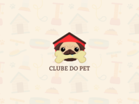 Clube do Pet (Pet Club) - Brand Identity