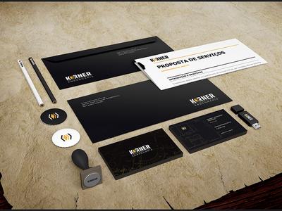 Korner Document Branding