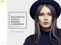 Cartify - modern ecommerce for wordpress
