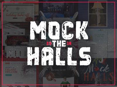 Mock The Halls 2018 Design Challenge