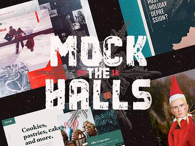 Mock The Halls 2018 Winner design google home alone hollidays christmas designzillas mock the halls